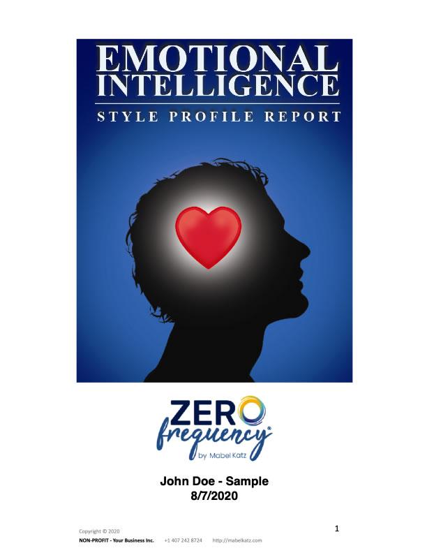 Sample Emotional Intelligence