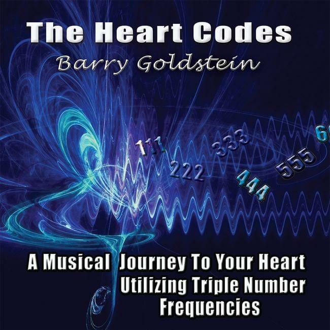 Los códigos del corazón  <br>(Música para conectar con tu corazón)