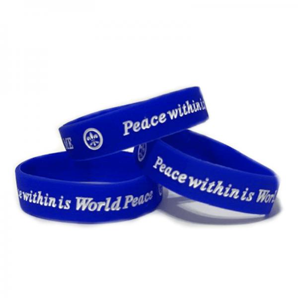 World peace campaign Children's Bracelet